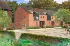 Plans revealed to bring listed buildings back into use at Alderley Park