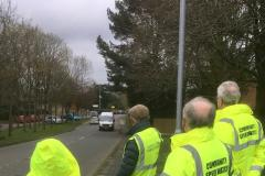 Speedwatch team focus on Ryleys Lane