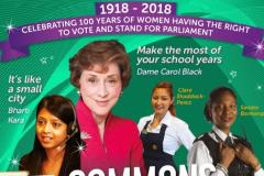 MP produces magazine for International Women's Day
