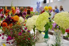 Blooming great village show