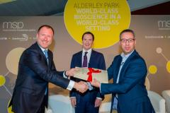 New owners unveil vision for Alderley Park