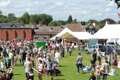 Fun for all the family at village fete