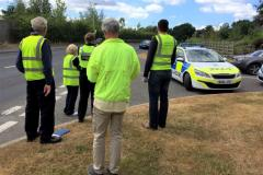 Speedwatch session sets two new records