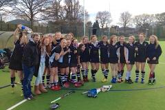 Hockey: Ladies 1st team crowned league champions