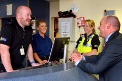 Changes to improve Cheshire's custody suites following unannounced inspection