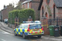 Businessman arrested on suspicion of murder