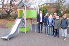Youth councillors set priorities for park improvements