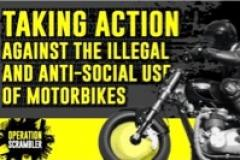 Cheshire Police to crackdown on anti-social use of motorbikes