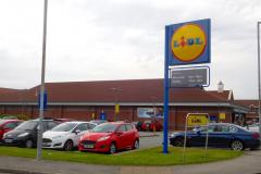 Third time lucky for Lidl