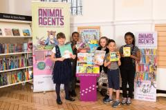 Take on the Summer Reading Challenge - help Animal Agents crack the case