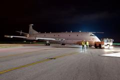 Nimrod retires to Manchester Airport
