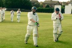 Cricket: Rain and rules frustrate Alderley