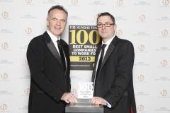 Chess announced Top 100 company to work for