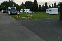 Travellers issued with order to leave village park