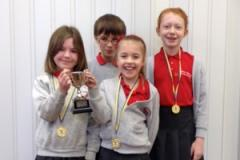 Nether Alderley pupils win spelling bee competition