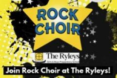 Additional dates released for Ryleys Rock Choir
