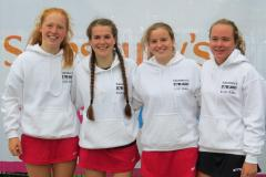 Four players picked for England Hockey
