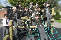 £40,000 make-over for school playground
