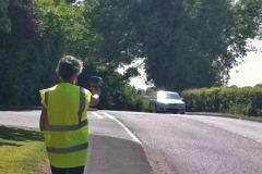34 vehicles caught speeding on Ryleys Lane in an hour