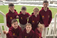 Cricket: Under 11s triumph at Lords