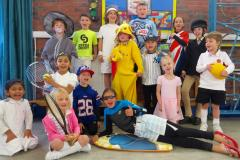 Alderley schools support Children in Need