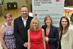 Alderley Park Ventures makes first investment