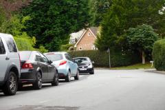 Parents call for traffic calming measures