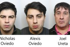 Chilean burglary gang jailed following crime spree in Alderley Edge and Wilmslow