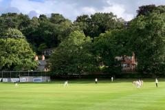 Cricket: Alderley hold their nerve against Toft