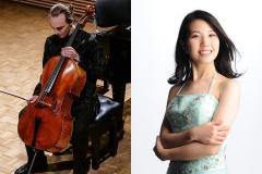 Cellist and pianist to perform lunchtime concert