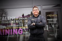 Q & A with owner and Master Trainer at Alchemy Personal Training