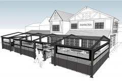 Panacea looks to expand alfresco dining