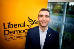 General Election 2017: Gareth Wilson selected as Liberal Democrat candidate for Tatton