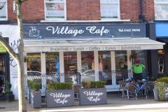 Cafe plans for new outdoor seating area
