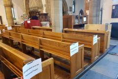 St Philip & St James reopens to the public