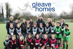 Gleave Homes announce sponsorship of Alderley Edge HC Junior Section