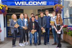 Wilmslow High School delighted with superb GCSE results