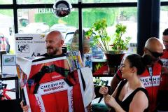 Family business marks centenary with cycling charity bash