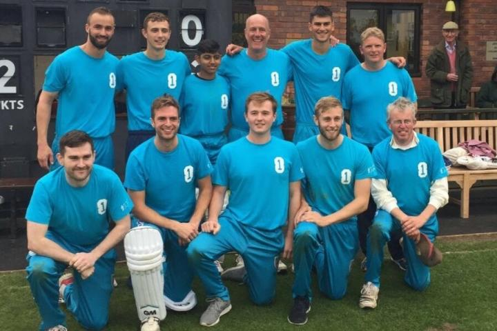 Second XI - T20 Champs