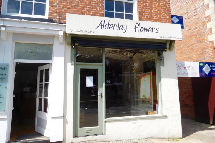 Plea to support local shops as florist closes its door