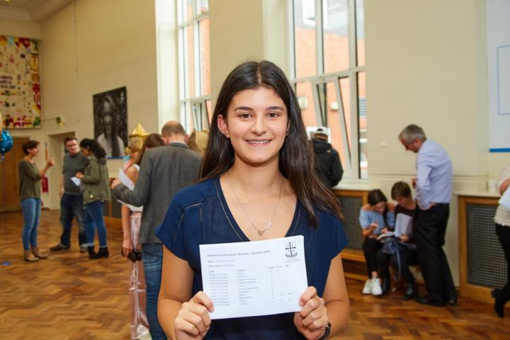 Well done to Sophie Kay on your incredible results!