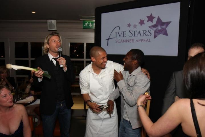 Robbie Savage, Nigel de Jong and Shaun Wright-Phillips