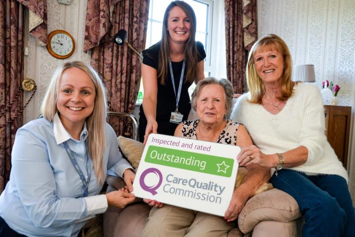 CQC Outstanding Cheshire Oct-18 (L)