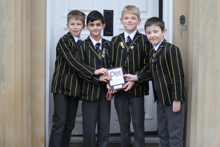 The Ryleys School Science winners