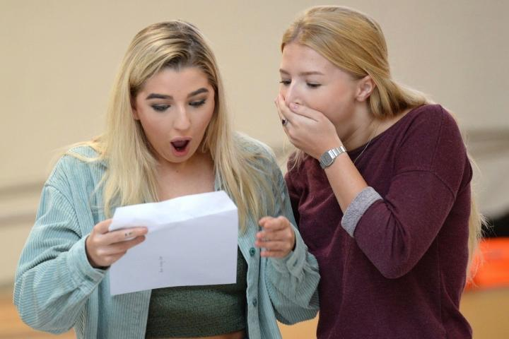 14.Walker.A-level results