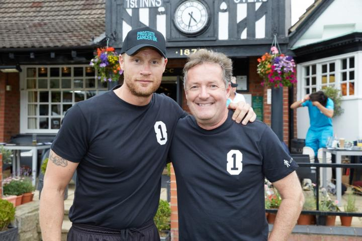 Freddie Flintoff & Piers Morgan copy