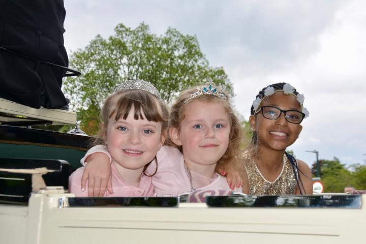 Updated: Village enjoys May Fair celebrations
